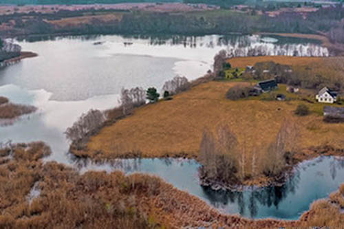 Ciauno ezeras